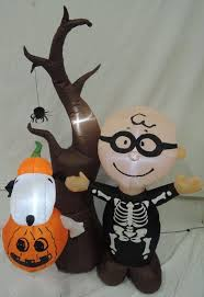 Gemmy Inflatable Halloween Tree by Halloween Blow Up