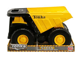 LOW PRICE** HIGHLY RATED Tonka Toughest Mighty Dump Truck Only ...