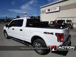 100 Truck Ladder Bars Installed On This F150 BackRack Side Rails Rear Bar