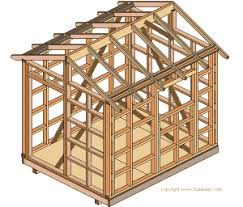 jank diy 8x8 shed plans online