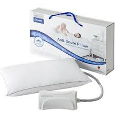 The goodnite™ Anti Snore Pillow with Smart Technology – Nitetronic