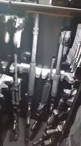 Steel Gun Cabinet Walmart by Stack On 22 Gun Steel Security Cabinet With Bonus Door Organizer