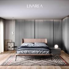 exklusives design schlafzimmer mit novamobili modernes
