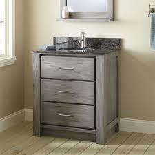 18 Inch Depth Bathroom Vanity by Bathroom 30 Inch Natural Ash Bathroom Vanity With Baltic Brown
