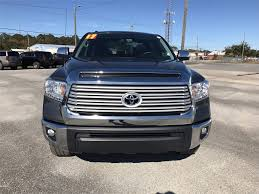 2017 Toyota Tundra Limited Daphne AL | Spanish Fort Fairhope Foley ... Sca Performance Black Widow Lifted Trucks 2015 Ford F150 Xlt In Foley Al Pensacola Moyer Radical Ridez Home Facebook Fire Red 2006 Gmc Canyon Used Truck For Sale 225679p Southern Chevrolet Is A Dealer And New Car Coastal Aircraft Services Inc Find A Dealer Hammerhead New 2019 Express Cargo Van From Your Daphne Dealership 2017 Toyota Tundra Limited Spanish Fort Fairhope Triple B Autos Sierra Special Offers At Chris Myers Buick