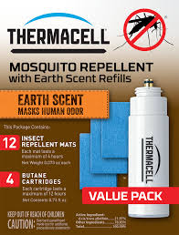Thermacell Mosquito Repellent Patio Lantern Refills by Amazon Com Thermacell