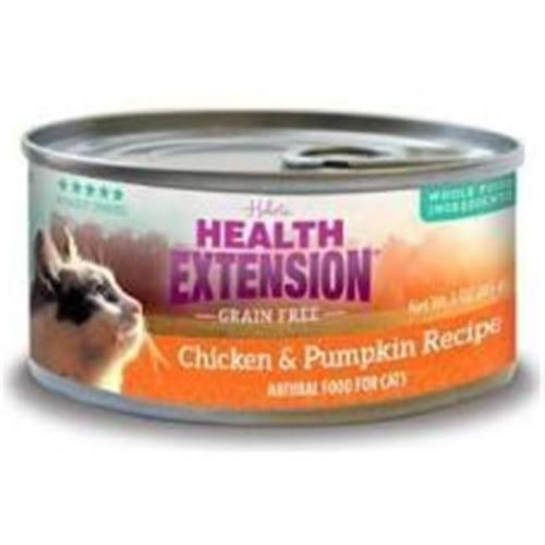 Health Extension Chicken & Pumpkin Grain Free Cat Food - 2.8 oz. Can