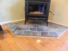 Hardwood Floor Spline Home Depot by Woodstove Surround Value Vs K U003dfactor Hearth Pads Hardwood