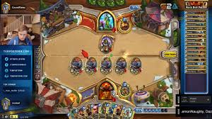 Warrior Hearthstone Deck Grim Patron by Reynad U0027s Mech Hob Patron Warrior Hearthstone Decks