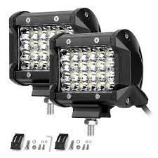 144W Off Road LED Light Bar, Waterproof LED Off Road Lights For ... Dc1224v 18w 4inch 5d Lens Floodspot Beam Off Road Led Light Bars Amazoncom Shanren2x Bar 4 Led 18w Spot Work Atv X China Heavy Duty Off With Flood Zroadz Offroad Kit Dual Carbine 50 20 Inch Quad 2 Pack Stl For Trucks Sale 12 324w Combo Car Truck 10 27 Inch 120w Spotflood 18000 Lumens Cree Lund Revolution Bull Bar W Offroad Light Double Row Series 11200 Universal 15m Red White Suv Offroad Tailgate Aci Lights Best Value