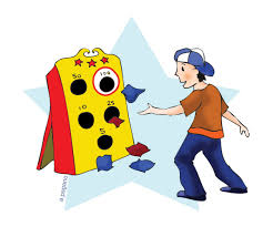 Carnival Games Clipart Kid