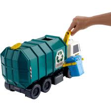 Matchbox Garbage Truck Large - Walmart.com Air Pump Garbage Truck Series Brands Products Www Dickie Toys From Tesco Recycling Waste With Lights Amazoncom Playmobil Green Games The Working Hammacher Schlemmer Toy Isolated On A White Background Stock Photo 15 Best For Kids June 2018 Top Amazon Sellers Fast Lane Light Sound R Us Australia Bruin Revvin Driven By Btat Mini Pocket 1 Surprise Cars Product Catalog Little Earth Nest Paw Patrol Rockys At John Lewis