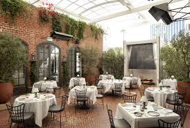 10 Best Restaurants in Los Angeles for Outdoor Dining