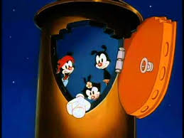 Animaniacs Hooked On A Ceiling Episode by Comparison Contrast Of Broadcast And Dvd Prints Of Animaniacs