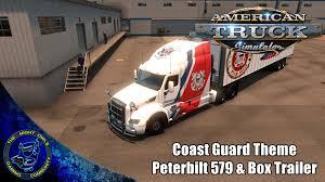 American Truck Simulator: Coast Guard Themed Peterbilt 579 ... American Truck Boxes Toolbox Item Dm9425 Sold August 30 Box Wraps Lettering Signarama Danbury Bouwplaatpapcraftamerican Truckkenworthk100cabovergrijs Simulator Real Flames 351 And Tesla Box Trailer Battery Boxes New Used Parts Chrome Truckboxes Alinum Heavyduty Inframe Underbody Wheel Back Mods Ats Motorcycles For Tool Scs Softwares Blog Mexico Map Expansion Will Arrive