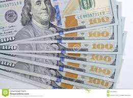 The New U S 100 Dollar Bill Stock Image Image