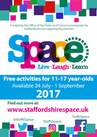Space Free Activities For 11 17 Year Olds