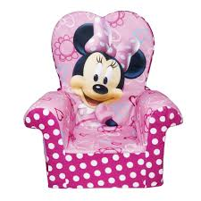 Disney's Minnie Mouse Foam High Back Chair - Spin Master - Toys