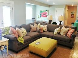 Dream Home Decorating Ideas Basement Living Room