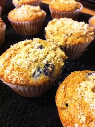 Cake Mix And Pumpkin Muffins by Quick And Easy Blueberry Muffins Made With Cake Mix Coers Family