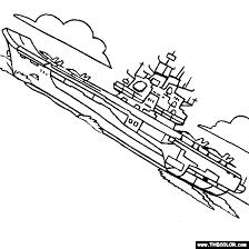 Kuznetsov Aircraft Carrier Soviet Navy Ship