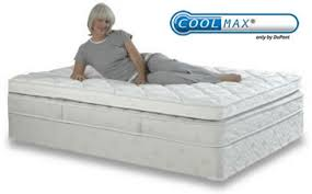 CoolMax Mattress Pad A Cool Memory Foam Mattress Topper