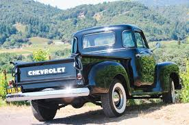 Chevy Trucks Through The Years Unique Old Trucks And Tractors In ...