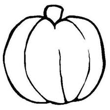 Printable Pumpkin Coloring Pages Fall