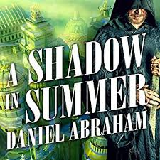 The Dragons Path Audiobook Cover Art A Shadow In Summer
