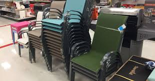 target patio clearance 50 off sling chairs and outdoor dining