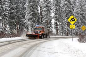 100 Trucks In Snow Then Cold Expected In Durango