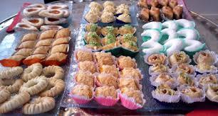 cuisine algerienne gateaux traditionnels gateaux algerien la cuisine algérie gâteau