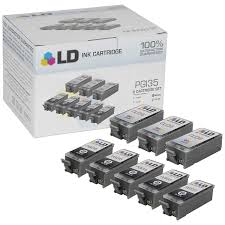 Amazon LD Copy Canon Pixma IP100 Compatible Set Of 8 Ink Cartridges 5 Black PGI35 3 Color CLI36 Office Products