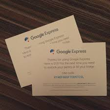 I Love A Good Google Express Promo Code! Contuing Education Express Promo Code Nla Tenant Check Express Park Ladelphia Coupon Discount Light Bulbs Vacation Or Group Mens Coupons Coupon Codes Blog Happy 4th Of July Get 10 At Koffee Use How To Apply A Discount Access Your Order 15 Off Online Via Panda Codes Promo Code 50 Off 150 Jeans For Women And Men Cannada Review 20 Off 2019