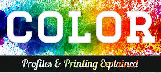 Color Profiles Printing