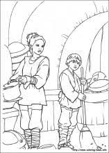 Star Wars Coloring Pages On Book