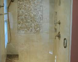 shower riveting tile ready shower pan with bench satisfactory