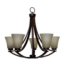 Lowes Canada Dining Room Lighting by Westwood Collection 34631 5 Light Lyndsay Light Oil Rubbed Bronze