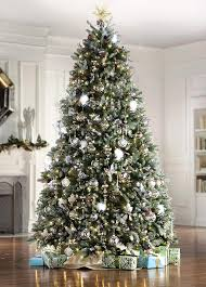 Christmas Trees 9 Ft Elegant Pre Lit Tree Clearance S Smooth Solutions