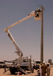 Afghan Power Company Linemen Receive Training, New Equipment During ... Bucket Truck Services Edison Nj Ampcore Electric Llc Utem Skyvan Dejana Utility Equipment 1993 Versalift Vst4000i Boom For Sale 13496 Miles Christmas Decorations Made Easy With Trucks From Southwest New Demo For 2009 Intertional 4300 Altec At41m M052361 Battypowered A Big Lift Sce Workers Environment 2013 Terex C4045 4685 Hours Hybrid Bucket Truck Archives Heavy Loaded Aerial Lifts And Digger Derricks Made In Usa By Used Sales
