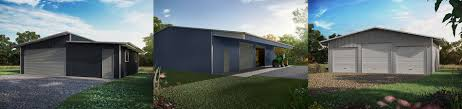 Titan Sheds Ipswich Qld by Sheds N Homes Steel Kit Buildings
