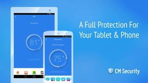 CM Security Antivirus AppLock Android