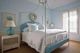 Modest Design Baby Blue Bedroom