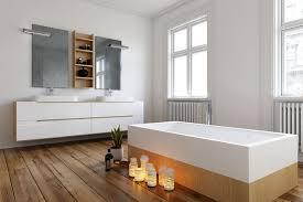 holzboden im badezimmer tipps und auswahl wohn journal