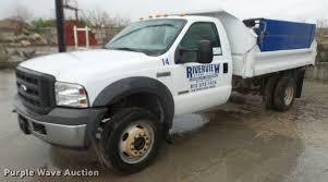100 Ford F450 Dump Truck 2005 Dump Truck Item DA8040 SOLD April 27 Con