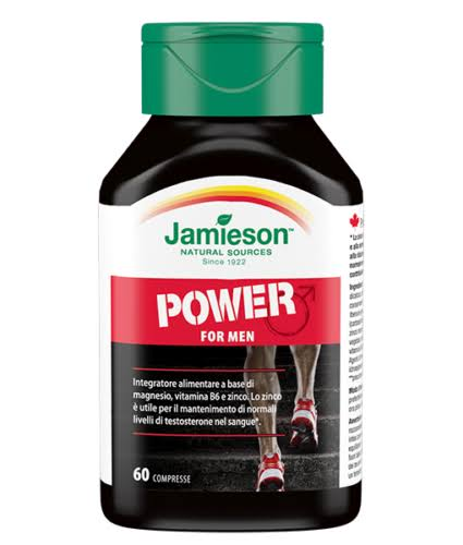 Jamieson Power for Men Caplets - 60ct