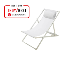 10 Best Deck Chairs | The Independent Outsunny Folding Zero Gravity Rocking Lounge Chair With Cup Holder Tray Black 21 Best Beach Chairs 2019 The Strategist New York Magazine Selecting The Deck Boating Hiback Steel Bpack By Rio Sea Fniture Marine Hdware Double Wide Helm Personalised Printed Branded Uk Extrawide Mesh Chairs Foldable Alinum Sports Green Caravan Blue Xl Suspension Patio Titanic J And R Guram Choice Products 2person Holders Tan