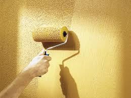 so dekorieren sie wände mit putz bauhaus dekorputz