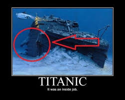 Titanic Sinking Simulation Real Time by Was The Titanic Sinking The First Ruadhagan Rogerson Bern Of
