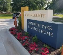 Benton County Memorial Park Cemetery